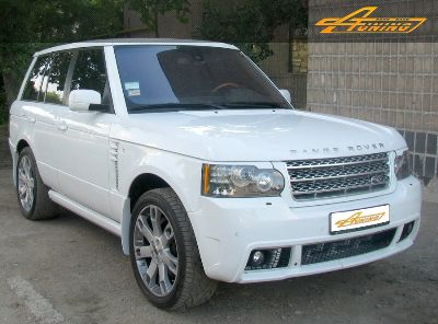 Range Rover - SUPERCHARGED